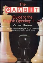 GUIDE TO THE ENGLISH OPENING : 1...e5