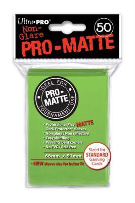GREEN PRO-MATTE DECK PROT.50-CT