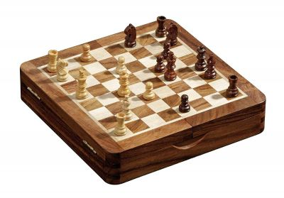CHESS SET MAGNETIC FIELD 19MM