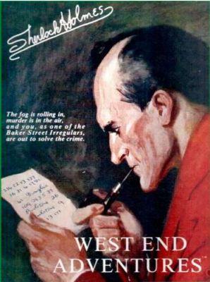 SHERLOCK HOLMES: WEST END ADVENTURES