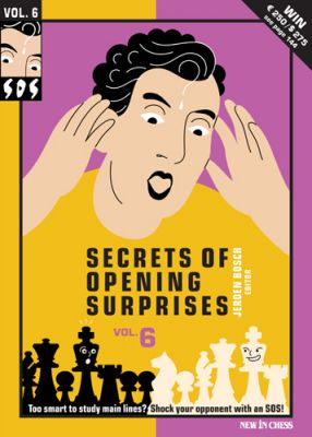 SECRETS OF OPENING SURPRISES VOL. 6