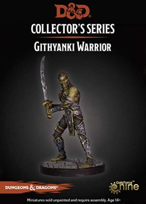 DD5: DUNGEON OF THE MAD MAGE GITHYANKI WARRIOR