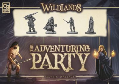 WILDLANDS:THE ADVENTURING PARTY