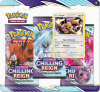 Sword & Shield 6 Chilling Reign 3-Booster Blister
