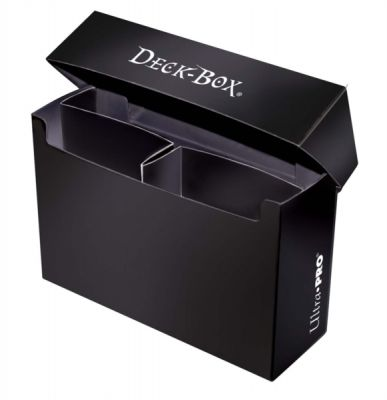OVERSIZED BLACK DECK BOX