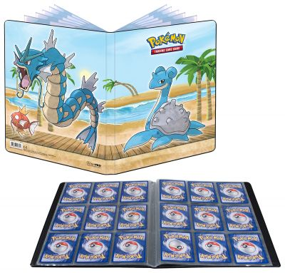 Pokemon Gallery: Seaside 9-Pkt Portfolio