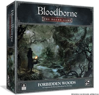 Bloodborne: The Board Game: Forbidden Woods