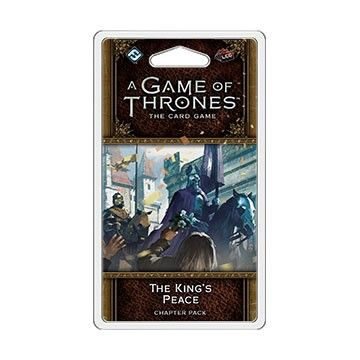 GOT LCG : THE KING'S PEACE CHAPTER PACK