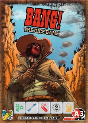 BANG!THE DICE GAME