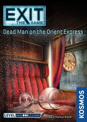 EXIT: DEAD MAN OF THE ORIENT EXPRESS