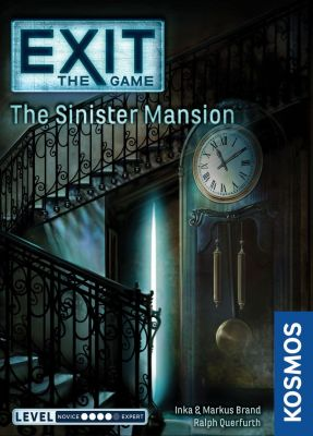 EXIT: THE SINISTER MANSION