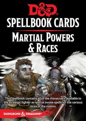 DD5: SPELLBOOK MARTIAL DECK
