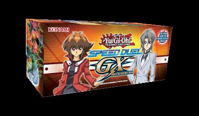 Speed Duel Featuring Yu-Gi-Oh! GX Box
