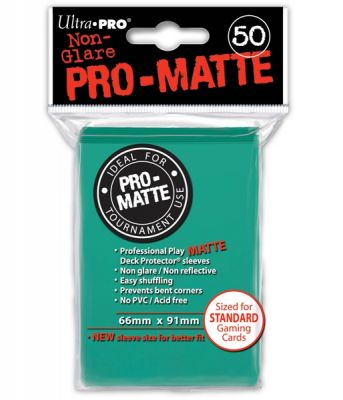 AQUA PRO-MATTE DECK PROTECTOR 50-CT