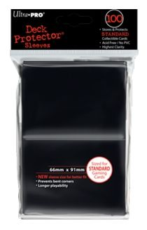 BLACK 100-CT DECK PROTECTOR