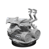 D&D Nolzur's Mini: Stone Defender & Oaken Bolter