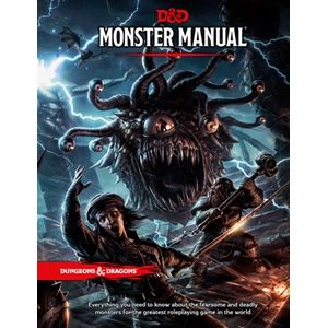 DD5: MONSTER MANUAL