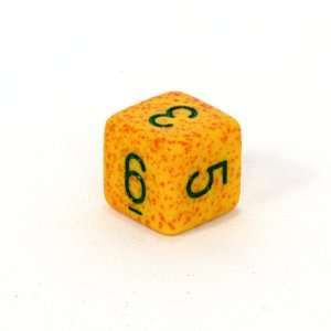 SPECKLED D6 LOOSE DICE