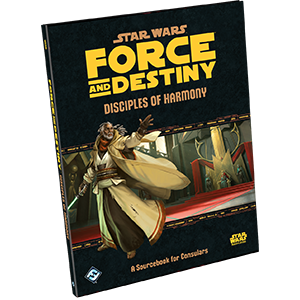 STAR WARS FORCE OF DESTINY: DISCIPLES OF HARMONY