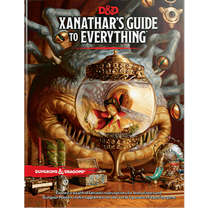 DD5: XANATHAR'S GUIDE ΤΟ EVERYTHING