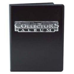 COLLECTORS PORTFOLIO 4PKT BLACK