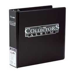 COLLECTORS ALBUMS BLACK