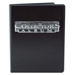COLLECTORS PORTFOLIO BLACK 9PKT