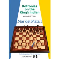 KOTRONIAS ON THE KING'S INDIAN : MAR DEL PLATA I