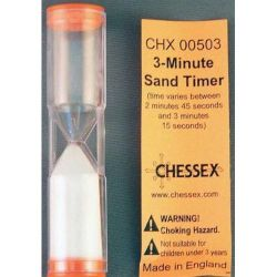 SAND TIMER 3-MINUTE