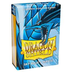 DRAGON SHIELD SKY BLUE JAPAN MATTE