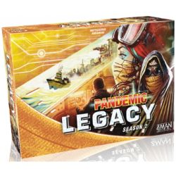 PANDEMIC LEGACY S2(YELLOW)