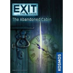 EXIT-ABANDONED CABIN