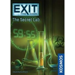 EXIT-THE SECRET LAB