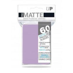Lilac Pro-Matte Small Deck Protectors 60ct