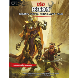 DD5: EBERRON: RISING FROM THE LAST WAR