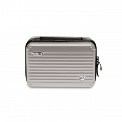GT LUGGAGE SILVER DECK BOX