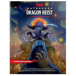 DD5:WATERDEEP DRAGON HEIST
