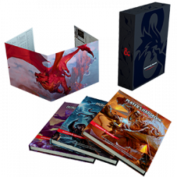 DD5:CORE RULEBOOK GIFT SET STANDARD EDΙΤΙΟΝ