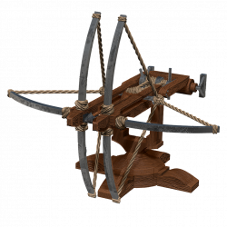 4D Settings: War Machines - Ballista