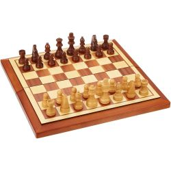 BELGRAD CHESS SET, FIELD 40MM