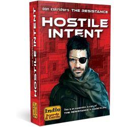 Resistance Hostile Intent