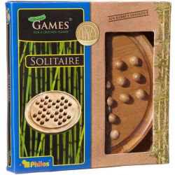 SOLITAIRE, LARGE BAMBOO