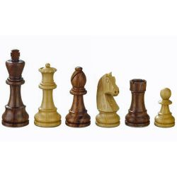 Artus, KH 78 mm, chess pieces