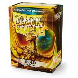 DRAGON SHIELD GOLD 100-CT