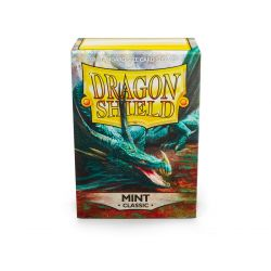 DRAGON SHIELD CLASSIC SLEEVES (100)-MINT