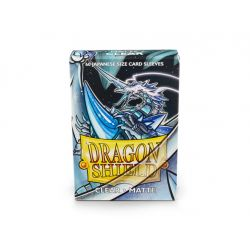 DRAGON SHIELD CLEAR SMALL MATTE 60-CT