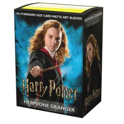 Dragon Shield Wizarding World Hermione Granger  Matte Art Sleeves 100ct