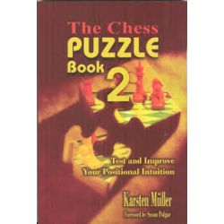 THE CHESS PUZZLE BOOK 2