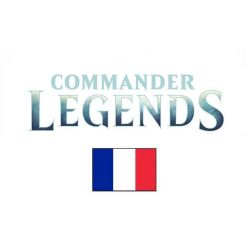 Commander Legends FR Deck Display