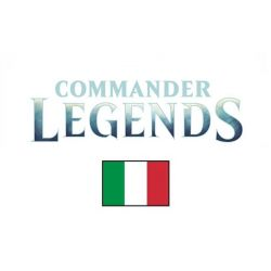 Commander Legends IT Deck Display
